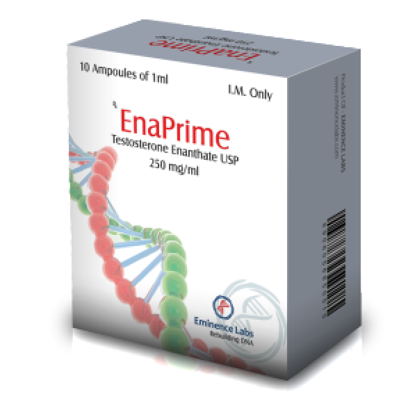 Enaprime 10 ampoules (250mg/ml)