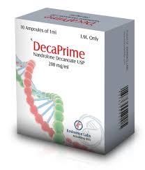 Decaprime 10 ampoules (200mg/ml)