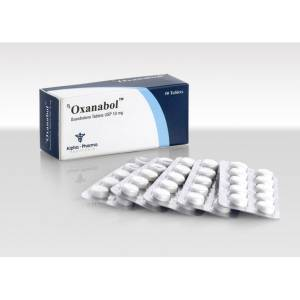 Oxanabol 10mg (50 pills)