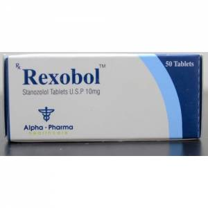 Rexobol-10 10mg (50 pills)