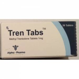 Tren Tabs 1mg 50 pills