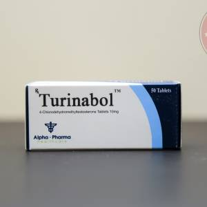 Turinabol 10 10mg (50 pills)