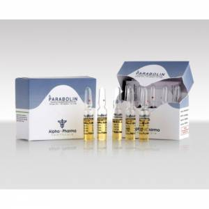 Parabolin 5x1.5ml ampoules (75mg/1.5ml)