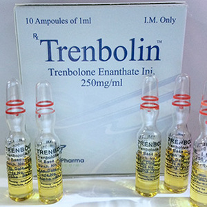 Trenbolin (ampoules) 10 ampoules (250mg/ml)