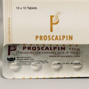 Proscalpin 1mg (50 pills)