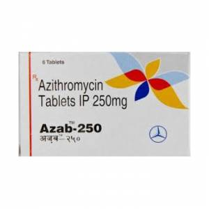 Azab 250 250mg 6 pills