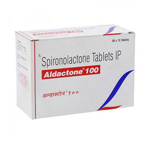 Aldactone 100mg 30 pills
