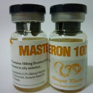 Masteron 100 10 ampoules (100mg/ml)