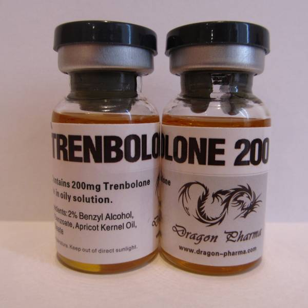 Trenbolone 200 10 ampoules (200mg/ml)