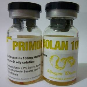 Primobolan 100 10 ampoules (100mg/ml)