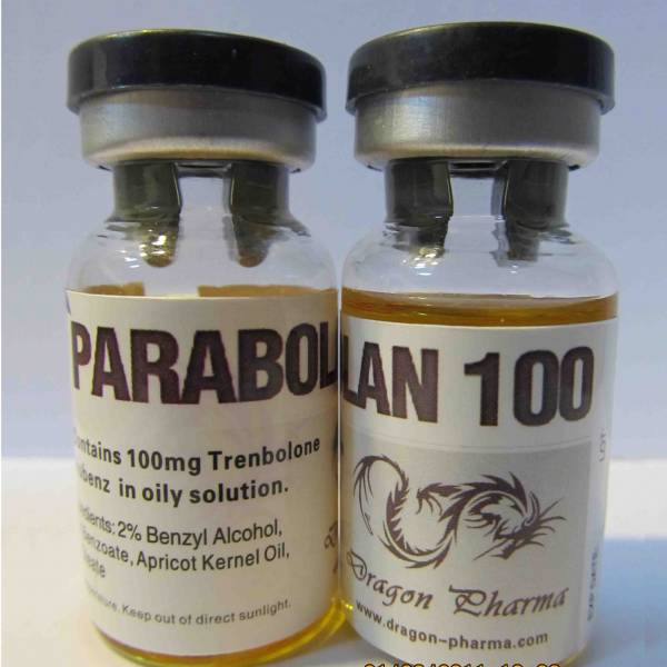 Parabolan 100 10ml vial (100mg/ml)