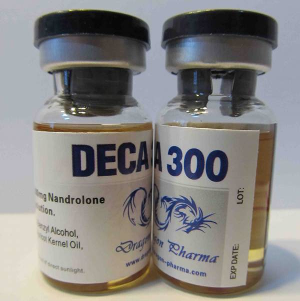 Deca 300 10 ampoules (300mg/ml)