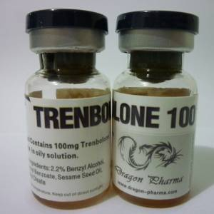 Trenbolone 100 10 ampoules (100mg/ml)