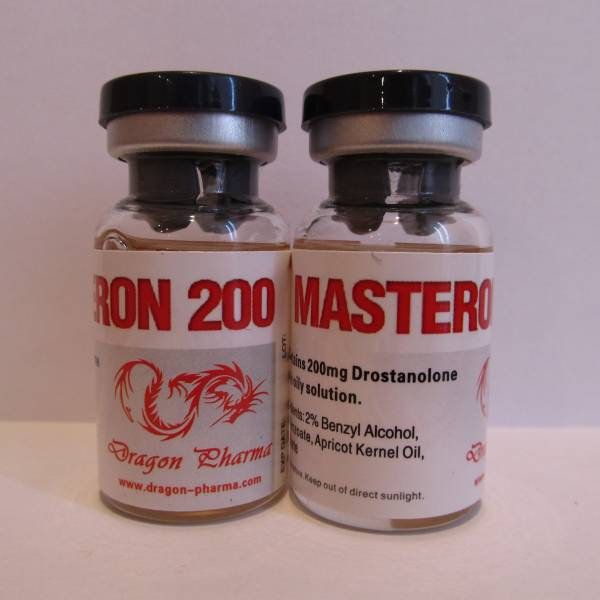 Masteron 200 10 ampoules (200mg/ml)