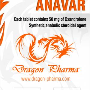 Anavar 50 50mg (100 pills)