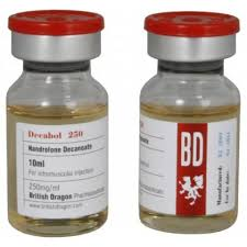 Decabol 10ml vial (250 mg/ml)