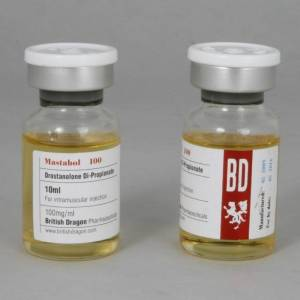 Mastabol 10ml vial (100 mg/ml)