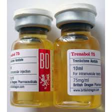 Trenabol 10ml vial (75 mg/ml)