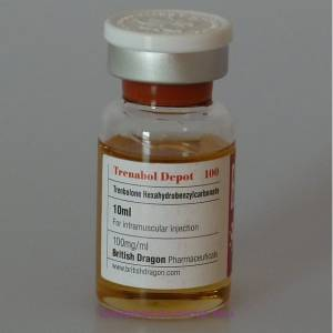 Trenabol-H 10ml vial (100mg/ml)