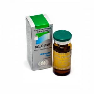 Boldever vial. 10ml vial  (200 mg/ml)
