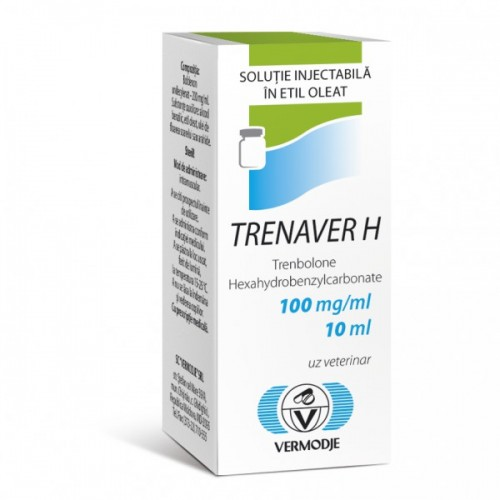 Trenaver H 10ml vial (100mg/ml)