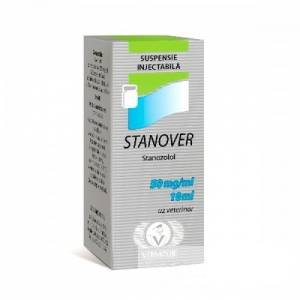 Stanover vial. 10ml vial  (50mg/ml)