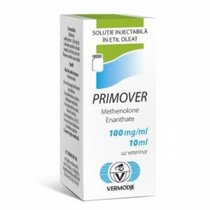 Primover vial 10ml vial (100mg/ml)