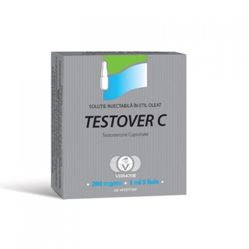 Testover C amp. 10 ampoules (200 mg/ml)