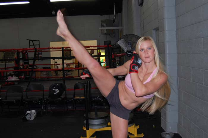 Holly Holm steroids