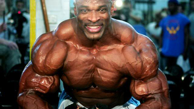 Mr Roni (Ronnie Coleman) And His Last Photos