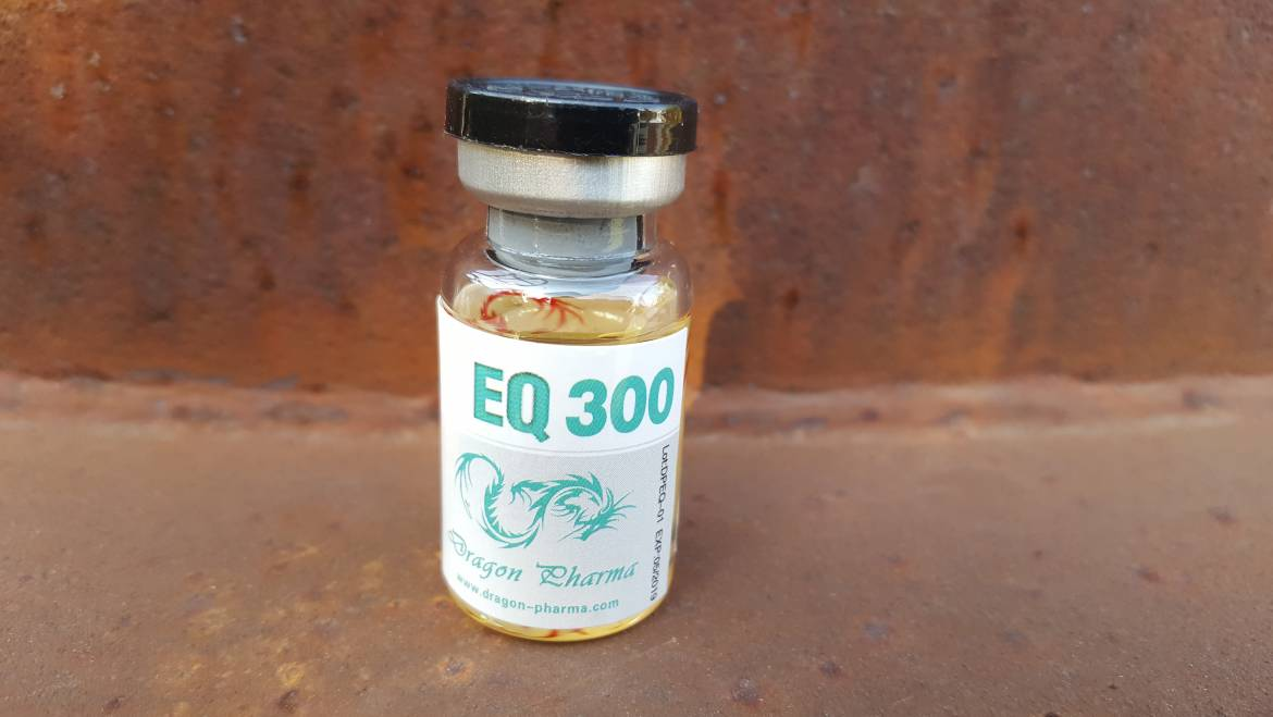 Boldenone Undeclynate (EQ 300) – reviews of the drug
