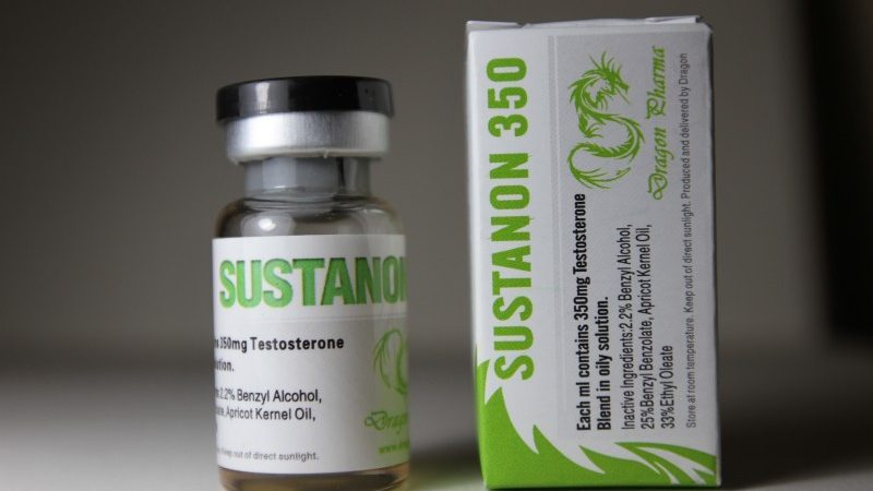 Sustanon 350 – instructions for use
