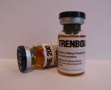 Bodybuilding and Trenbolone 200