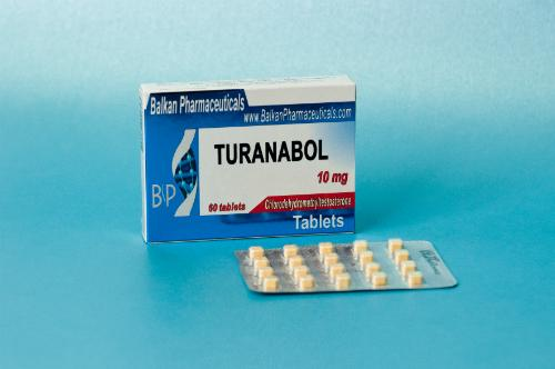 manufacturers of Turanabol